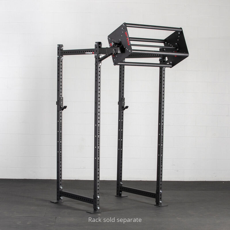 T-3 and X-3 Series Revolving 2-in Fat Pull-Up Bars