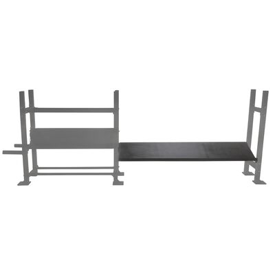 "70"" Rotating Shelf for Mass Storage System"