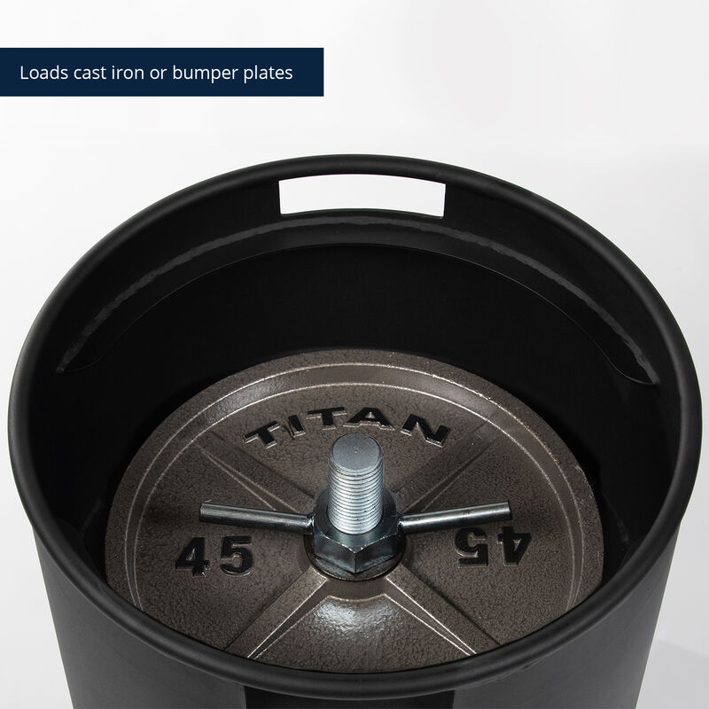 Loadable Strongman Keg