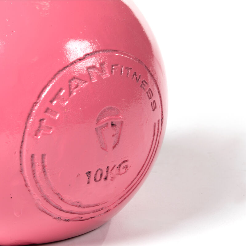 10 KG Competition Style Kettlebell