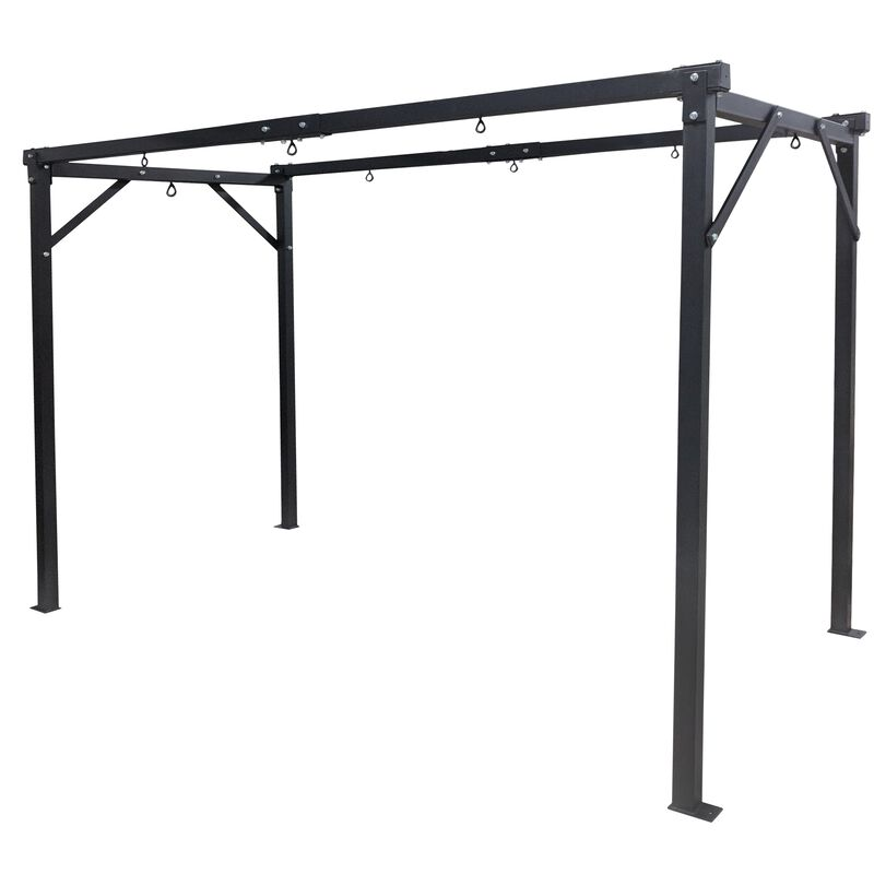 Heavy Duty 8 Bag Boxing Stand   Bolt Down
