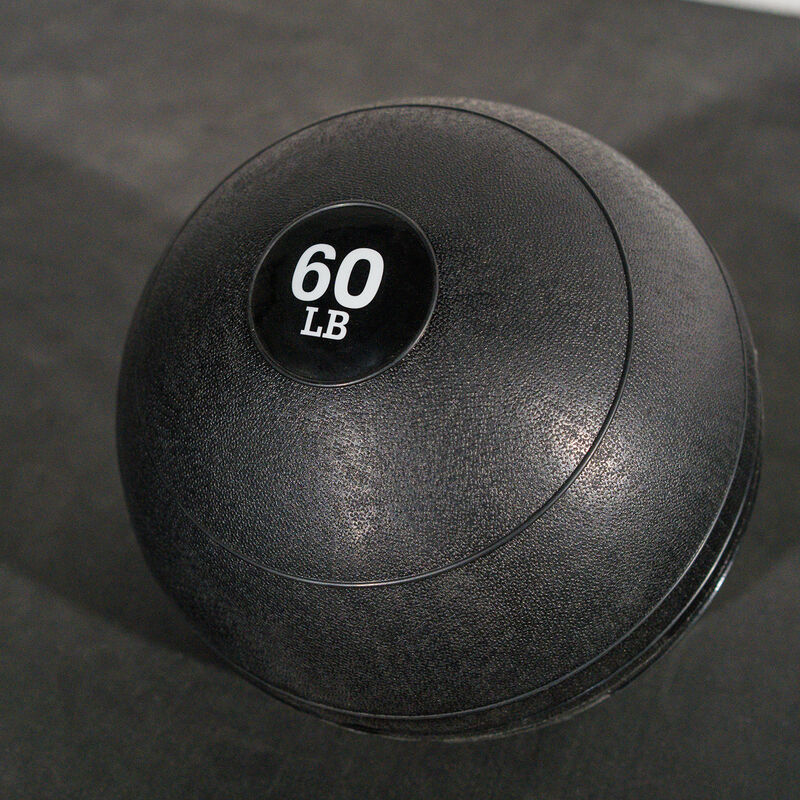 60 LB Rubber Slam Ball