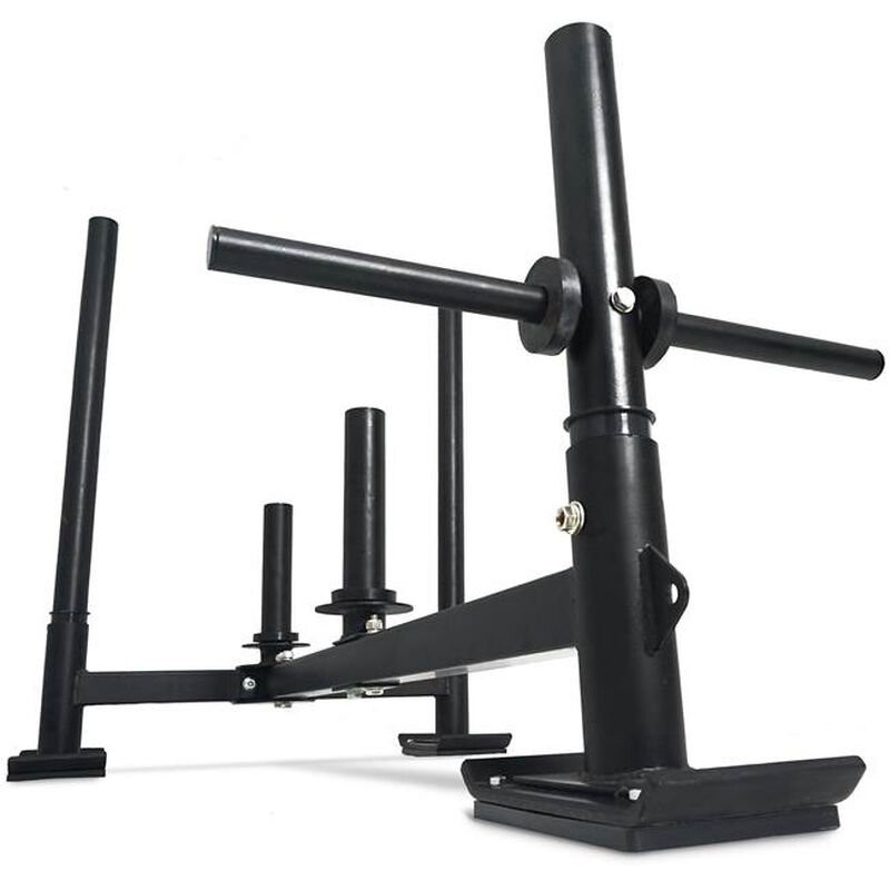 Heavy Duty High Low Push Pull Weight Sled