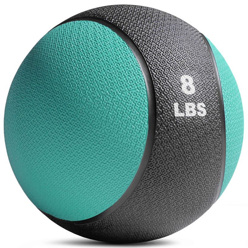 8lb Rubber Medicine Ball