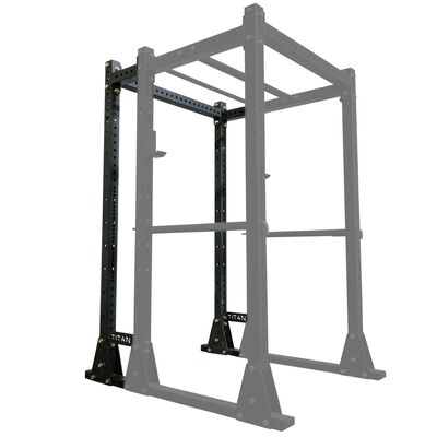 "10"" Extension Kit for X-3 Short Flat Foot Power Rack"