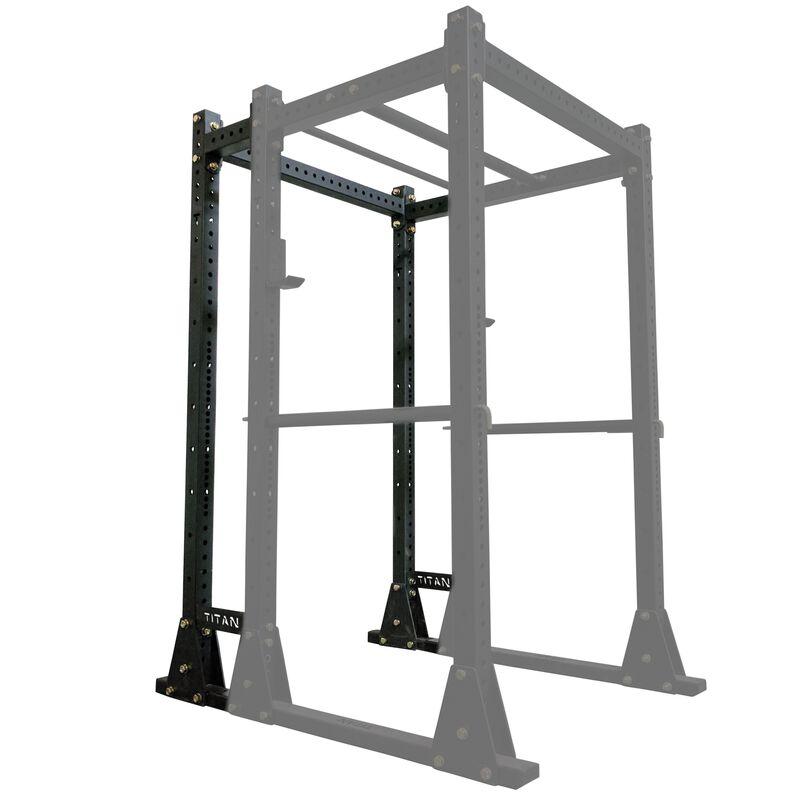 "10"" Extension Kit for X-3 Short Flat Foot Power Rack"