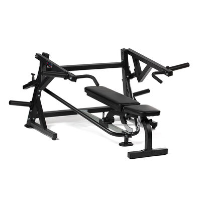 Plate Loaded Chest Press Machine