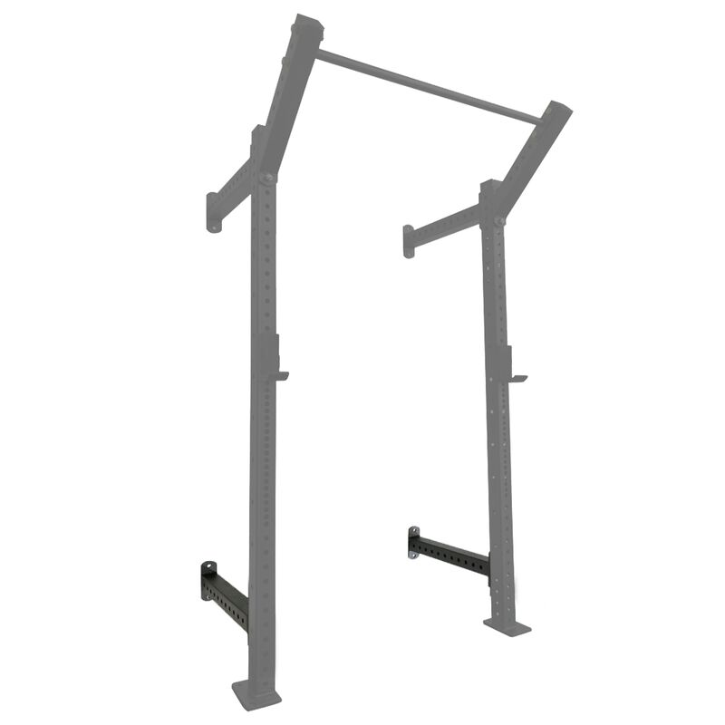 "24"" X-3 Space Saving Rack Side Bracings"