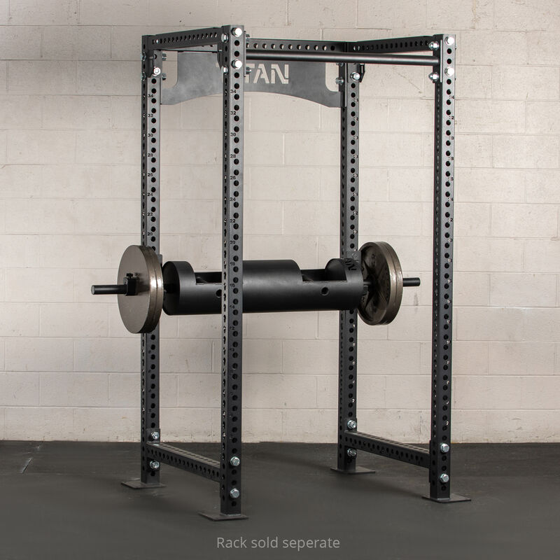 10-in Rackable Strongman Log Bar