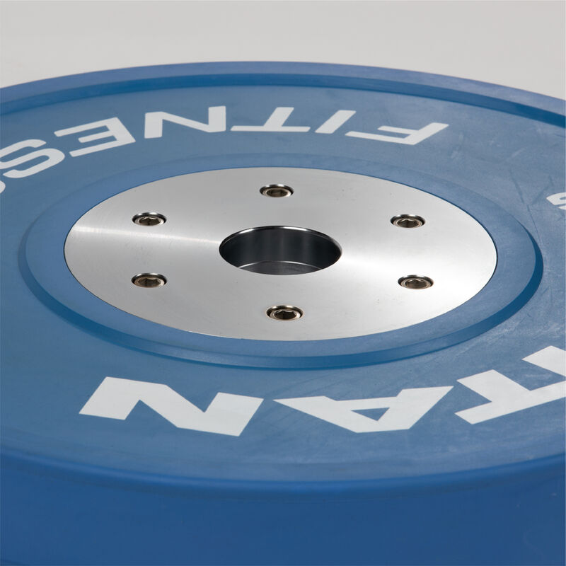 20 KG Single Elite Color Olympic Bumper Plate