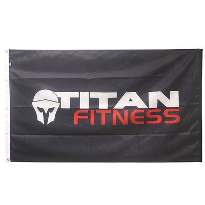 Titan Gym Flag | 3' x 5'