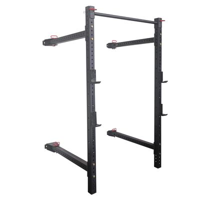 "21.5"" Fold Back Wall Mounted X-3 Power Rack"