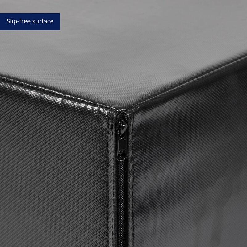 3-In-1 Soft Foam Plyometric Box – 20-in x 24-in x 30-in