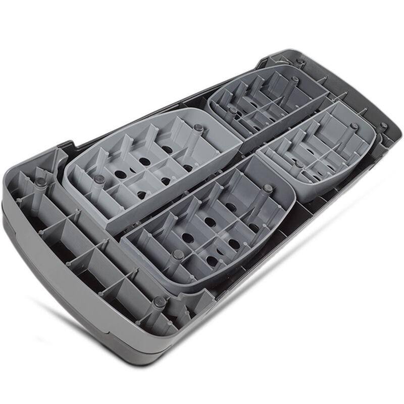 """4"""" - 8"""" Aerobic Step w/ Risers 31"""" Exercise Stepper"""