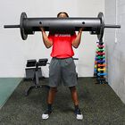 "10"" Strongman Log Bar 