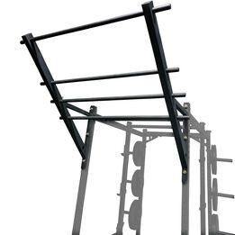 Flying Pull-Up Chin Up Bar For Power Racks