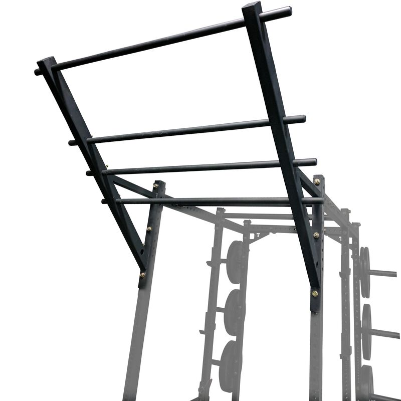 Flying Pull-Up Chin Up Bar For Power Racks