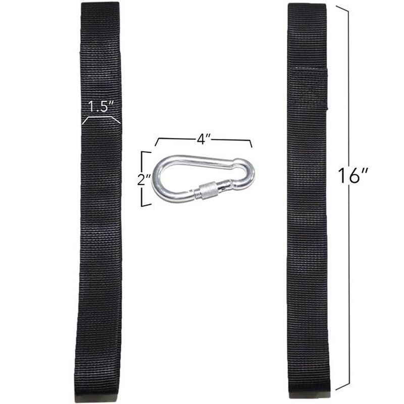 "1.5"" Anchor Strap Kit For Battle Ropes"