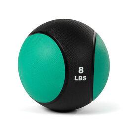 8 LB Rubber Medicine Ball