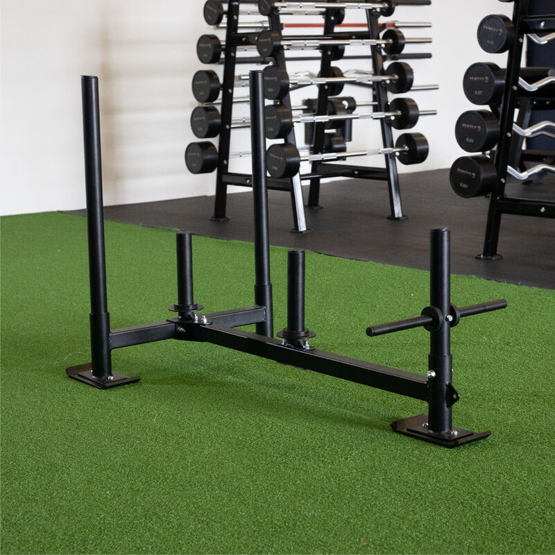 High-Low Push-Pull Sled
