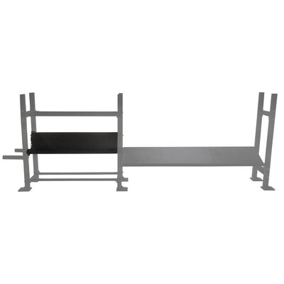 "42"" Rotating Shelf for Mass Storage System"
