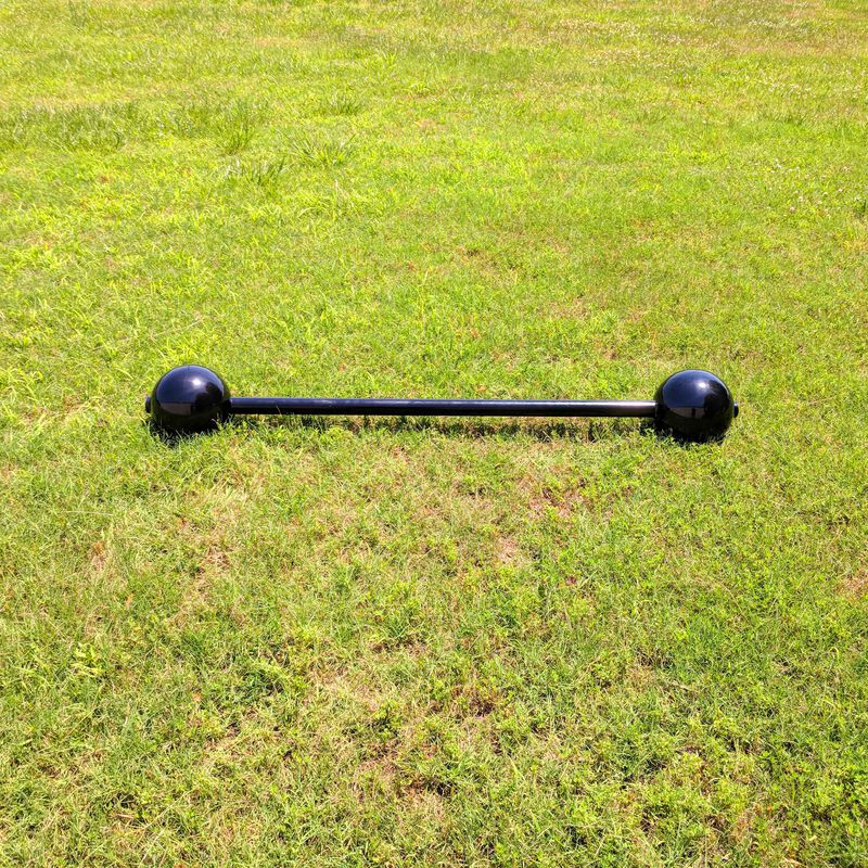Loadable Globe Barbell