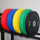 Urethane Bumper Plates | Color | 150 KG Set