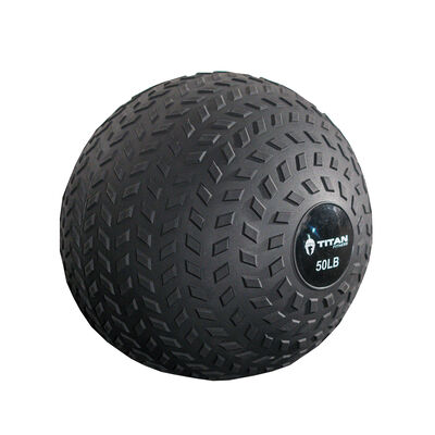 50 lb. Rubber Tread Slam Ball