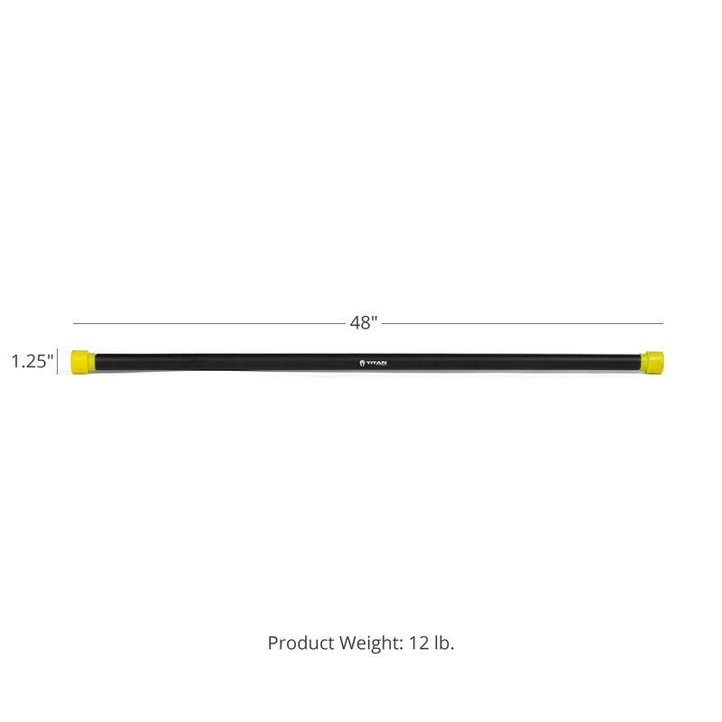 12 LB Aerobic Exercise Body Bar