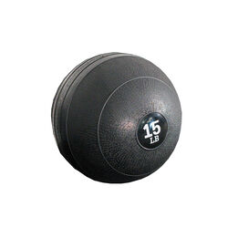 15 LB Rubber Slam Ball