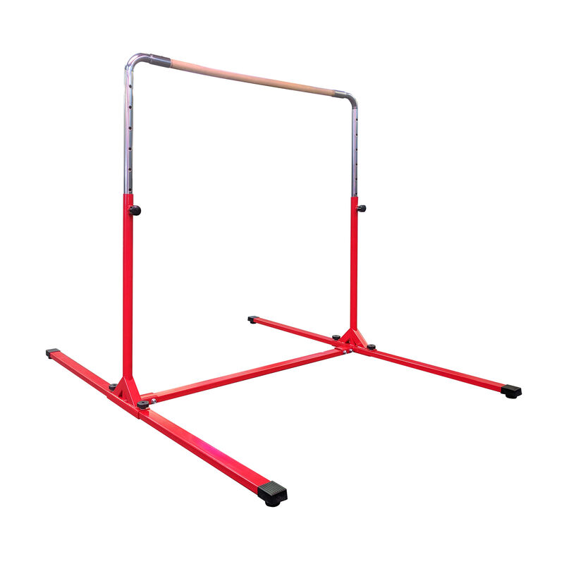 6 FT x 3 FT x 4-in Jr. Gymnastics Kip Bar & Mat Combo
