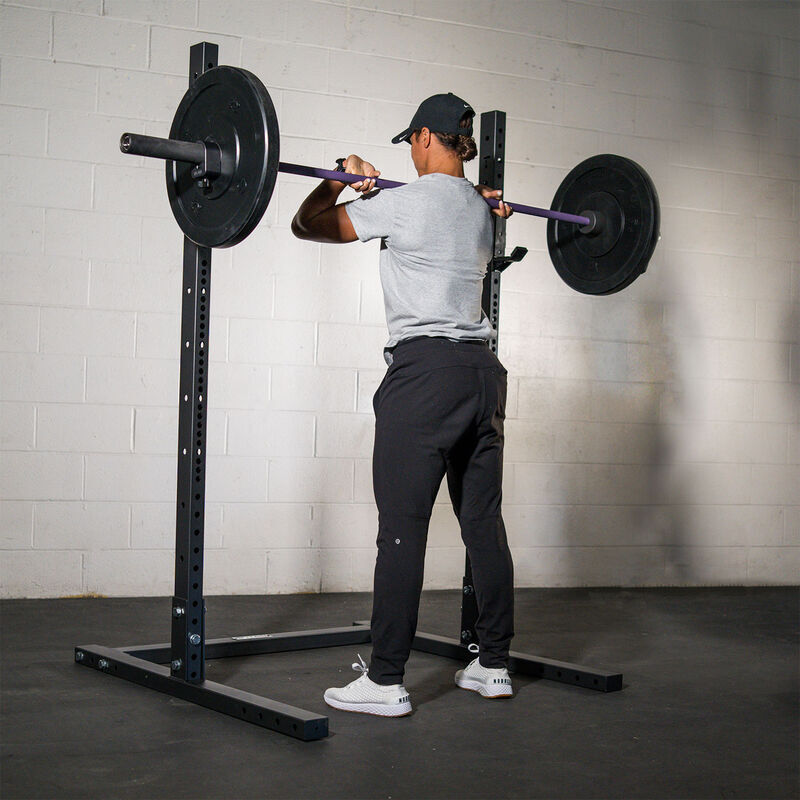 T-3 Series Short Squat Stand with J-Hooks