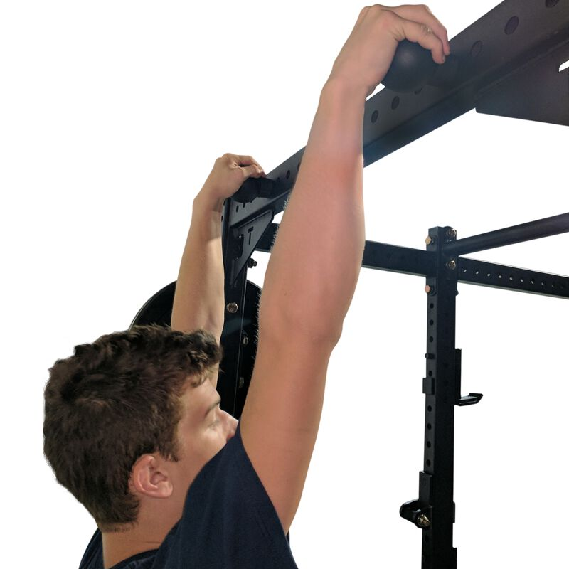 "3"" Pull Up Spheres For T-3 Power Rack"