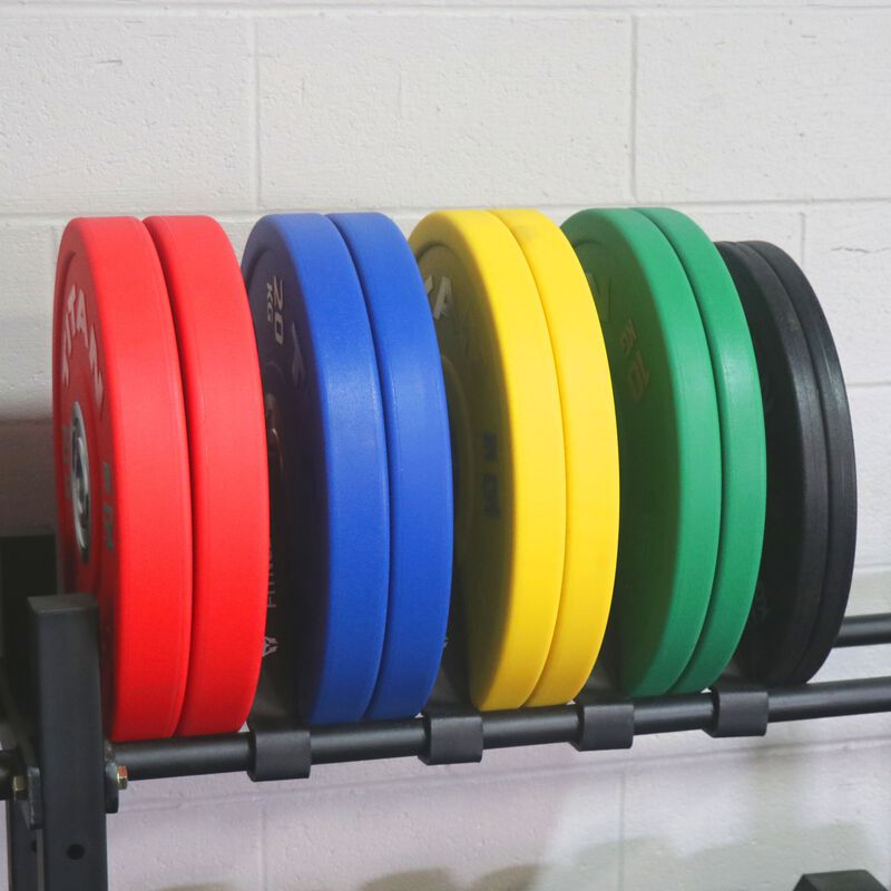 Urethane Bumper Plate | Color | 10 KG Single