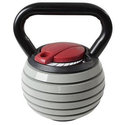 10 - 40 lb Adjustable Kettlebell