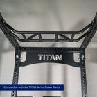 TITAN Series Multi-Grip Pull Up Bar
