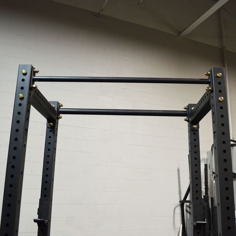 "X-3 Series Bolt Down Power Rack | Tall | 24"" Depth"