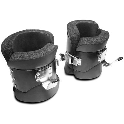 Pair Anti Gravity Inversion Boots Therapy Hang Spine Ab Chin Up