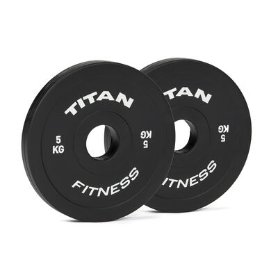 5 KG Pair Black Change Plates