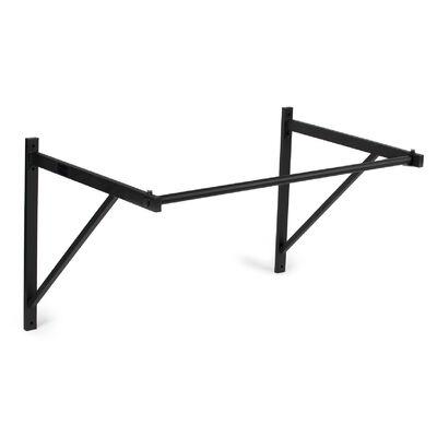Wall-Mounted Pull-Up Bar