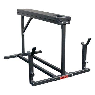 Prone Row Machine | Adjustable