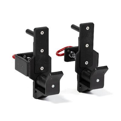 X-3 Series Roller J-Hooks | Pair