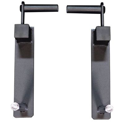 Mini Farmer's Walk Handles (Pair) w/ Standard Weight Posts