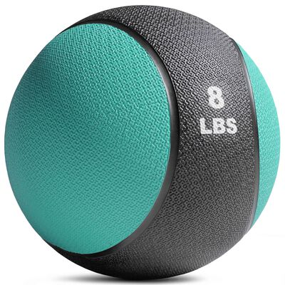 8lb Rubber Medicine Ball