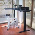 FlexiSpot | Home Office Standing Desk Mate | Exercise Bike | White