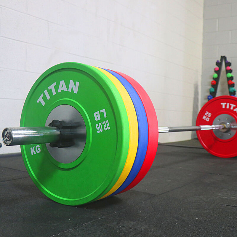 10 KG Pair Elite Color Olympic Bumper Plates