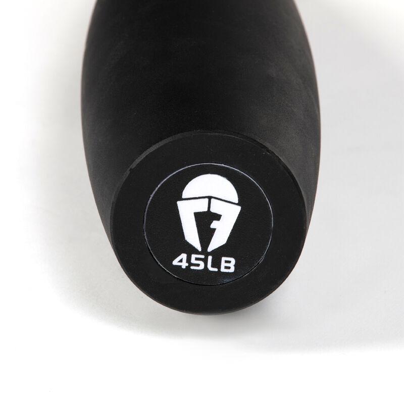 45 LB Steel Club