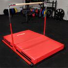 6 FT x 4 FT x 6-in Jr. Gymnastics Kip Bar & Mat Combo