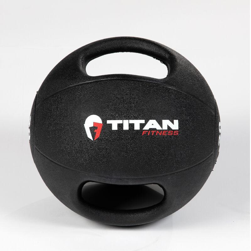 20 LB Dual Grip Medicine Ball