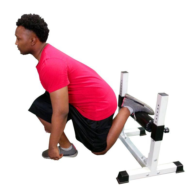 Single Leg Squat Roller